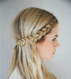Easy Hairstyles 11 Easy Hairstyles For Snowy Days Brit Co