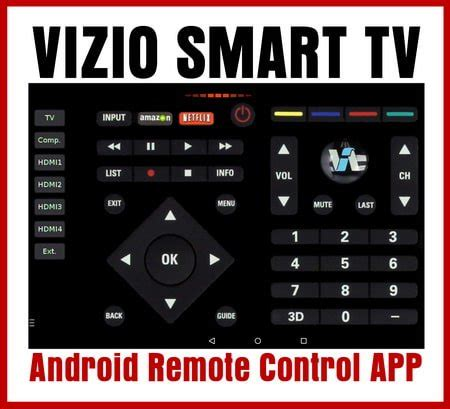 vizio android remote app removeandreplace