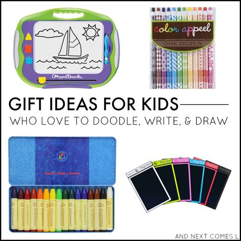 doodle gift ideas gift ideas for who to doodle write draw