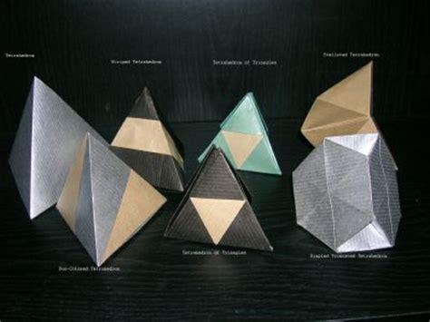 Origami Polyhedra Design - origami polyhedra design montroll pliage de