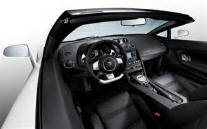 2009 lamborghini gallardo lp560 4 spyder interior view photo 7