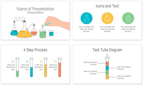 Science Powerpoint Template Presentationdeck Com Powerpoint Science Template