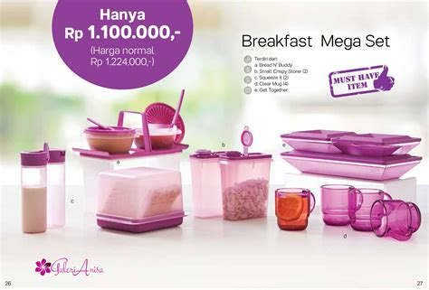 Tupperware Katalog Promo April 2017 tupperware promo april 2017 katalog promo tupperware 2017