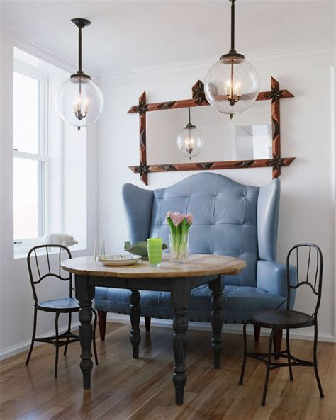 I love this breakfast nook!!!   desire to inspire