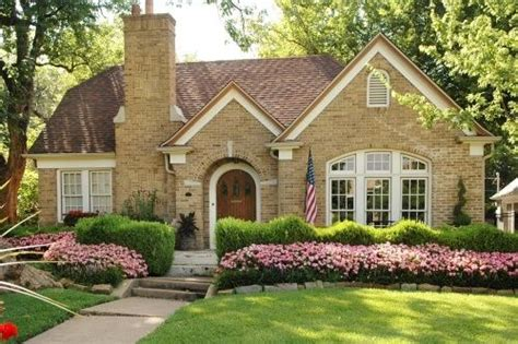 tudor style cottage brick tudor cottage dream home pinterest