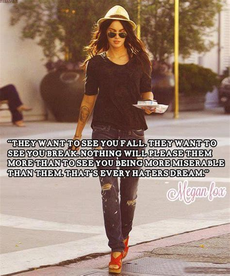 5 Megan Fox Wittcisms To Entertain You by Megan Fox Quotes And Sayings Quotesgram