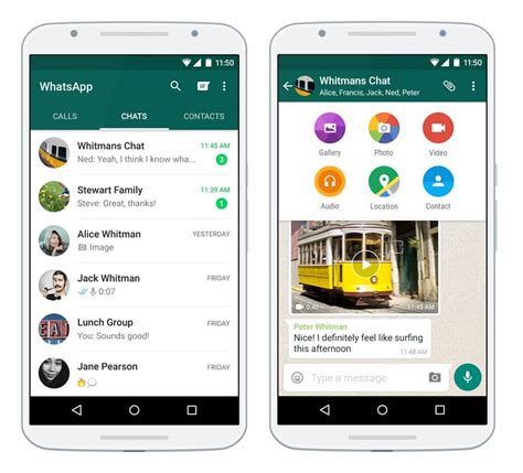 whatsapp on android whatsapp screenshot notification hoax is its rounds ubergizmo