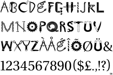 typography tools fontscape home gt appearance gt pictorial gt tools