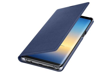Note 8 Samsung Original Led View Premium samsung galaxy note 8 cases here are the best ones