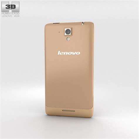 Lenovo Warrior Golden Lenovo Golden Warrior S8 3d Model Hum3d