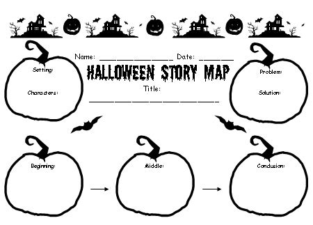 halloween story themes halloween english teaching resources and lesson plans