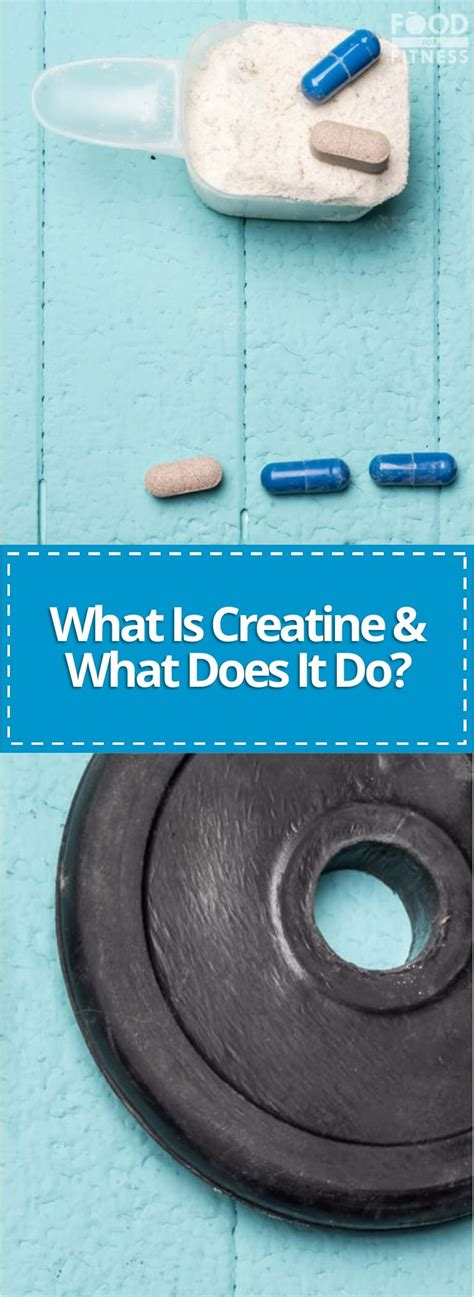 does creatine any side effects what is creatine and what does it do will it make you