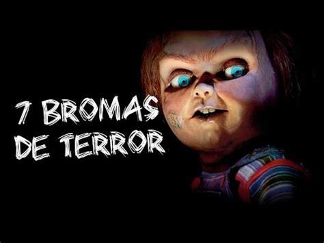imagenes de risa halloween 7 bromas de terror para morirse de la risa v 237 deos de