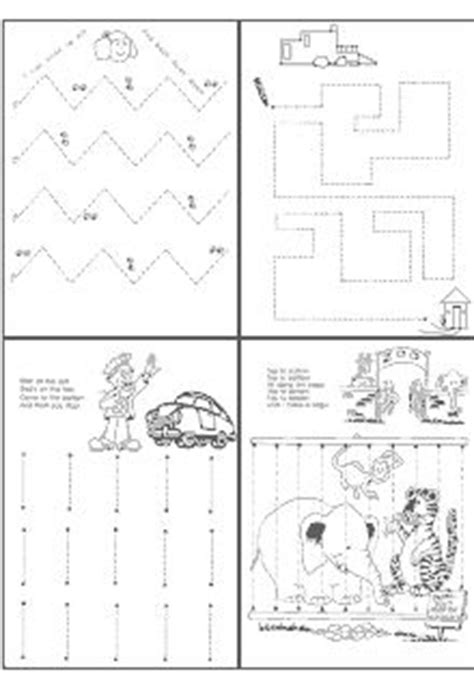 Motor Tracing Worksheets by 1000 Images About Motor Skills On
