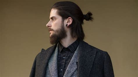 half shaved bun guy hair 15 cool viking hairstyles for the rugged man the trend