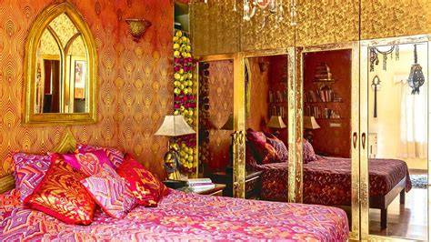 Fashion Designer Bedroom Style Your Bedroom Like A Fashion Designer Ad India Decorating Bedroom