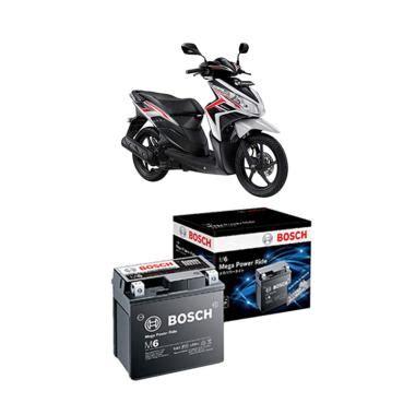 Aki Kering Vario 110 Honda Motobatt Mtz5s Motor Gel U Gs Yuasa jual bosch agm rbtz 5s aki kering motor for honda vario 110 matic harga kualitas