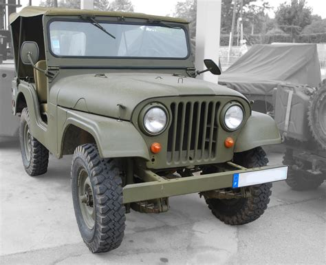Jeep M38 Willys M38