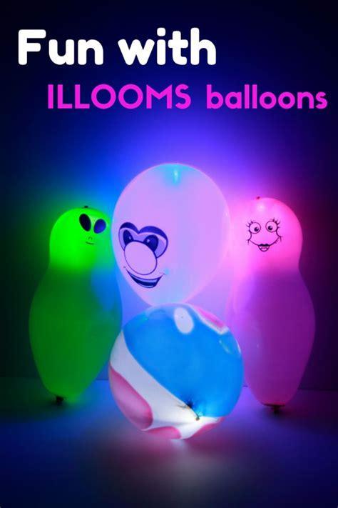 Fun with illooms led balloons handmade kidshandmade kids