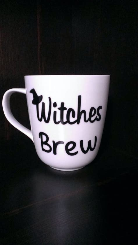 Witches Brew Coffee Cup by Witches Brew Coffee Cups And Witches On