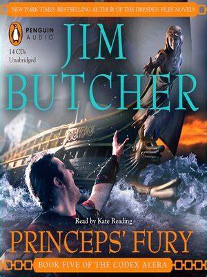 Pdf Princeps Fury Codex Alera Butcher by Codex Alera Series 183 Overdrive Ebooks Audiobooks And