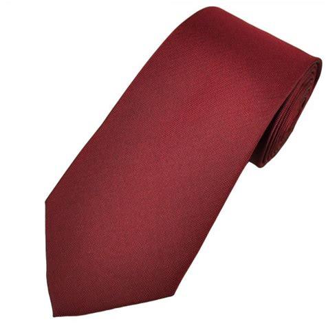 Plain Maroon 1 plain maroon textured s wide tie from ties planet uk