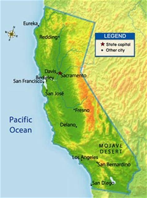 california cities map quiz macmillan mcgraw hill california vistas 2007