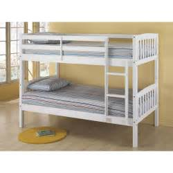 white bunk beds small bunk bed sears