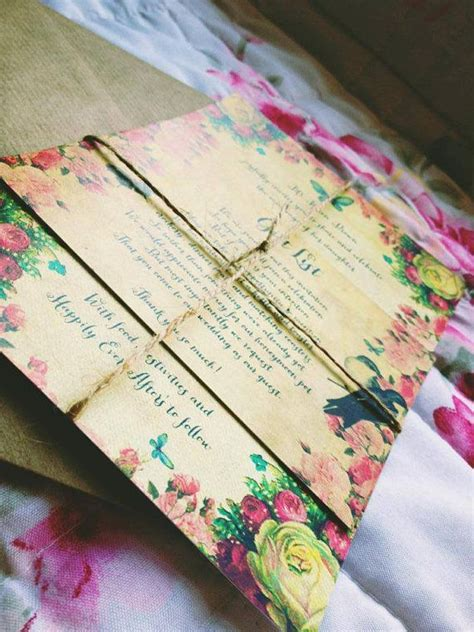 Garden Wedding Invitation Ideas 17 Best Images About Wedding Invitations Secret Garden