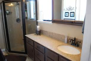 Ideas For A Bathroom Makeover Small Bathroom Makeover Ideas