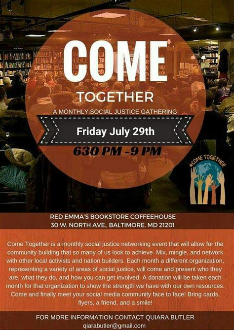 lost connections uncovering the real causes of depression ã and the solutions books s event come together a social justice gathering