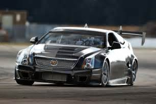 Cadillac Cts Truck Cadillac Cts V Race Car Hits The Track For The Time
