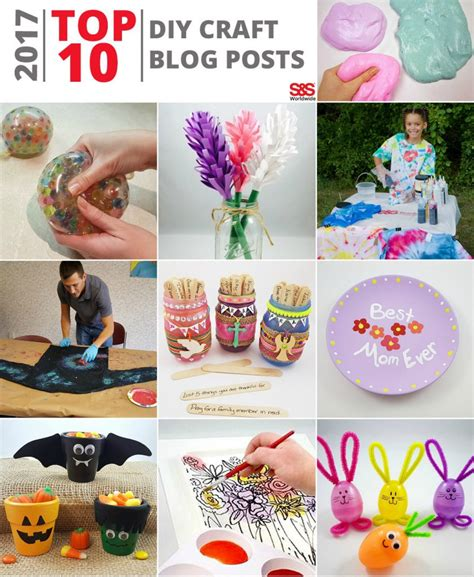 diy and crafts blogs top 10 diy craft posts from 2017 s s