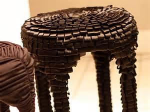 ribbon stool by asshoff brog 229 rd