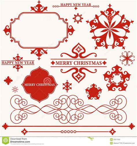 imagenes vintage navidad la navidad vintage ilustraci 243 n del vector ilustraci 243 n de