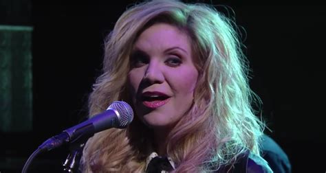 best of alison krauss alison krauss cover willie nelson on colbert stereogum