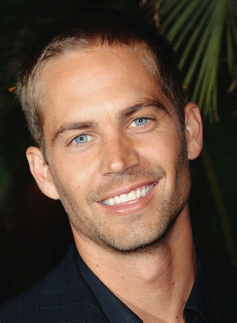 that hair that smile who would believe that actress пол уокер paul walker биография фотографии
