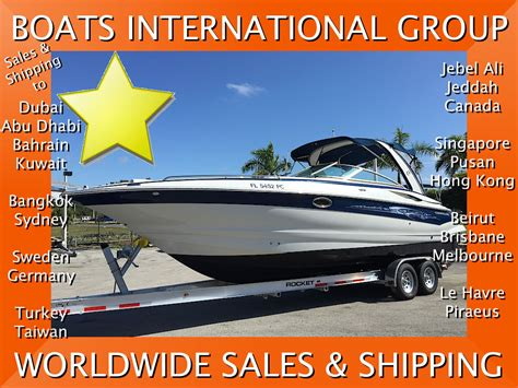 crownline boat paint crownline 320 ls t 300 mag mpi 315 hrs clean ce we ship