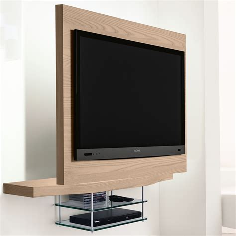 porta tv orientabili porta tv sospeso orientabile modello logic arredaclick
