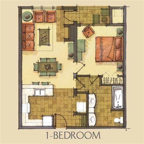 Small Condo Floor Plans by Condo Floor Plan Learning Technology