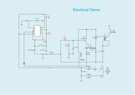 electrical engineering diode exles systems diagram free exles and software