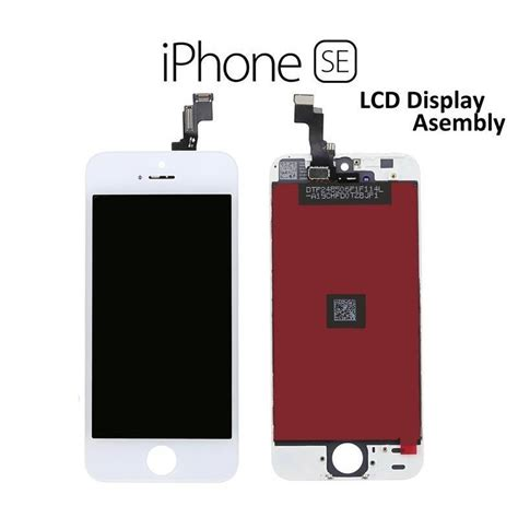 Lcd Hp Iphone 5 ecran iphone 5 5c 5s se vitre tactile lcd retina sur chassis aaa grade icasse