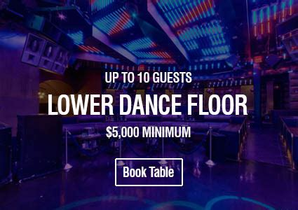 marquee vegas table prices marquee las vegas lower dance floor table no cover