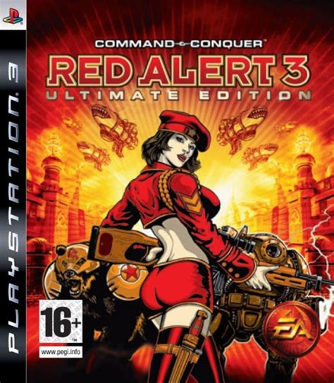 Command Conquer Alert 3 command conquer alert 3 para ps3 3djuegos
