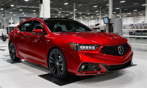 Acura Tlx 2020 Review by 2020 Acura Tlx Redesign And The Specs Thenextcars
