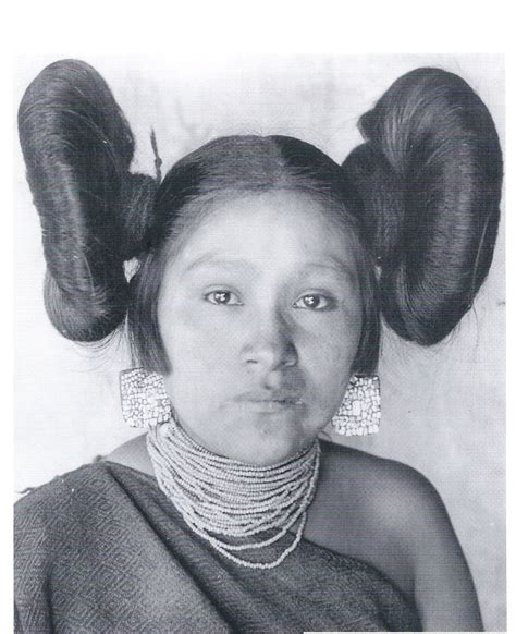 Hairstyle For Hopi Indian Girls | beyond buckskin some history ancient southwest jewelry