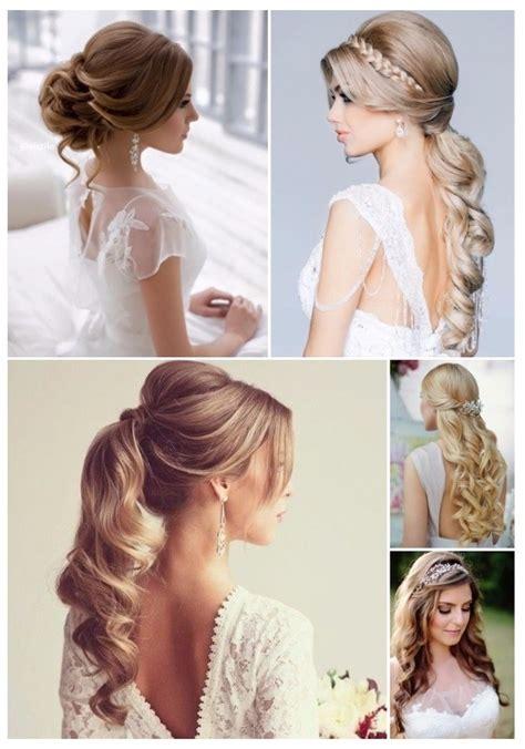 fotos de vestidos de novia y peinados peinados de novia modernos 161 ideales para tu boda