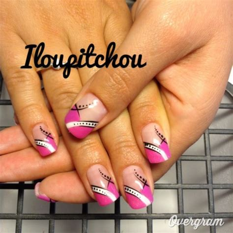 ongle en gel deco fashion de iloupitchou page 9 d 233 co d ongle en gel nail