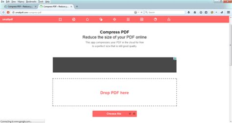 compress pdf less than 1mb online change pdf file size online seotoolnet com