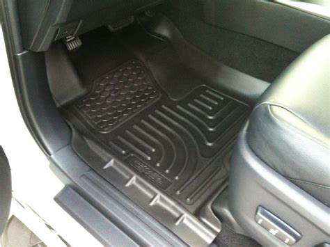 husky weatherbeater floor mats vs weathertech carpet